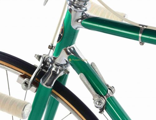 1960-61 CINELLI Supercorsa Campagnolo Gran Sport Record, Eroica vintage steel collectible bike by Premium Cycling