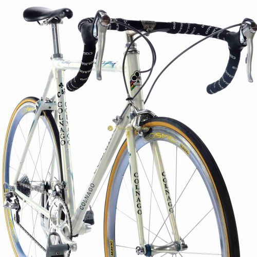 1994-95 COLNAGO C40 mk1, Shimano Dura Ace 7402-7410, vintage collectible carbon bike by Premium Cycling
