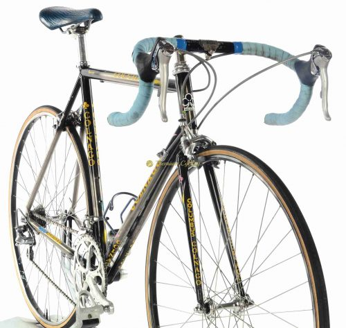 Authentic COLNAGO Bititan Mapei By Toni Rominger Mapei GB Tour de France 1995, luxury vintage collectible bike by Premium Cycling