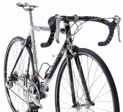 COLNAGO CT1 Lux Titanio Decor Shimano Dura Ace 7700, vintage titanium bike by Premium Cycling