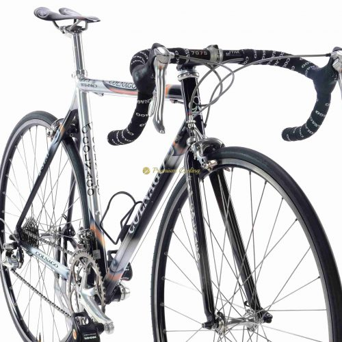 COLNAGO CT1 Lux Titanio Decor Shimano Dura Ace 7700, vintage titanium bike by Premium Cycling