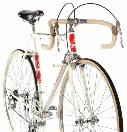FAEMA Nuovo Record by Giuseppe Pela 1969-70, Eroica vintage steel collectible bike by Premium Cycling