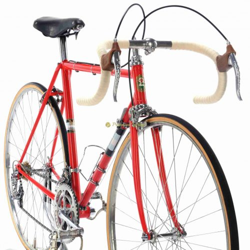 MASI Speciale Corsa Campagnolo Gran Sport Faliero Masi, Eroica vintage steel collectible bike by Premium Cycling