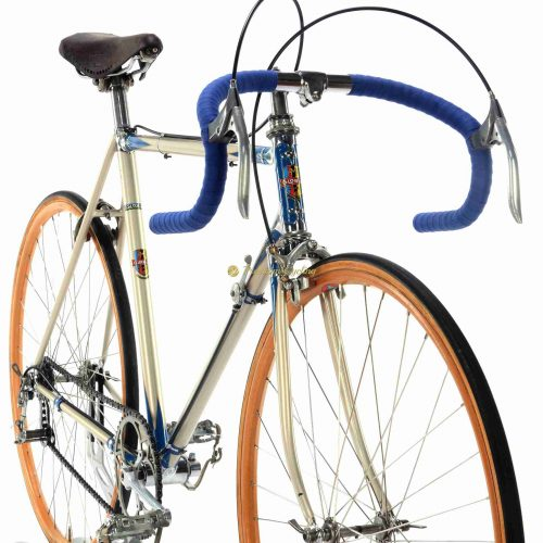 1943 GLORIA Garibaldina Extra Corsa, Simplex Campione del Mondo, Eroica vintage steel collectible bike by Premium Cycling