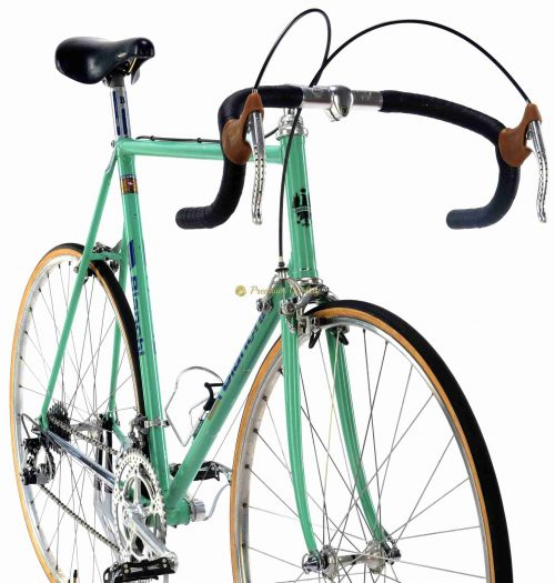 1982 BIANCHI Specialissima Campagnolo Super Record, Eroica vintage steel collectible bike by Premium Cycling