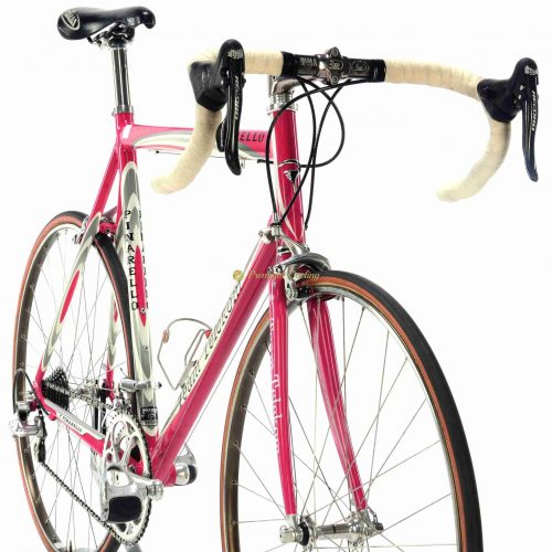 1999 PINARELLO Paris Team Telekom by Jan Ullrich, luxury vintage collectible bike by Premium Cycling