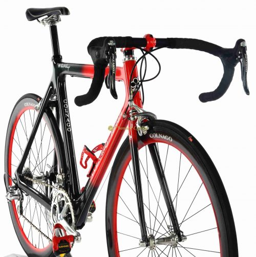 2001 COLNAGO Ferrari CF1 luxury vintage collectible bike by Premium Cycling