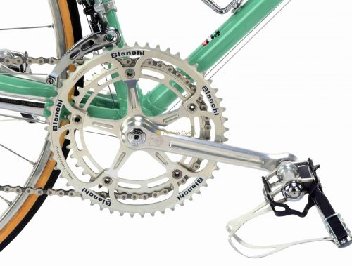 Early 1980s BIANCHI Specialissima CDM Campagnolo Super Record, Eroica vintage steel collectible bike by Premium Cycling