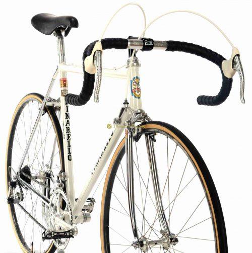 1985 PINARELLO Montello SLX, Campagnolo Super Record, Eroica vintage steel collectible bike by Premium Cycling