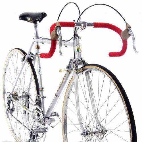 1967 COLNAGO Freccia Campagnolo Record 1st gen, Eroica vintage steel collectible bike by Premium Cycling