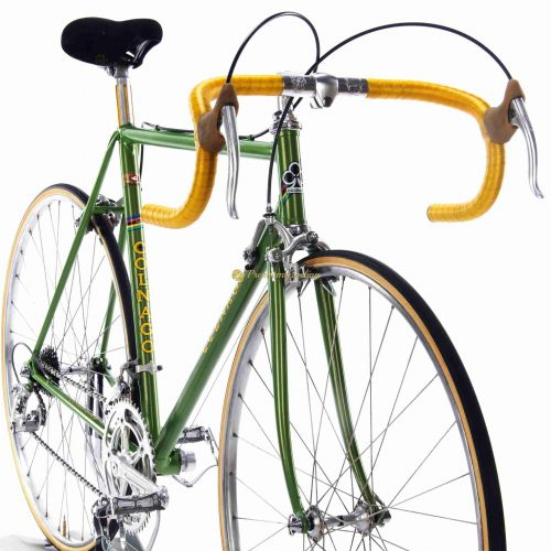 1975-76 COLNAGO Super Campagnolo Nuovo Record, Eroica vintage steel collectible bike by Premium Cycling