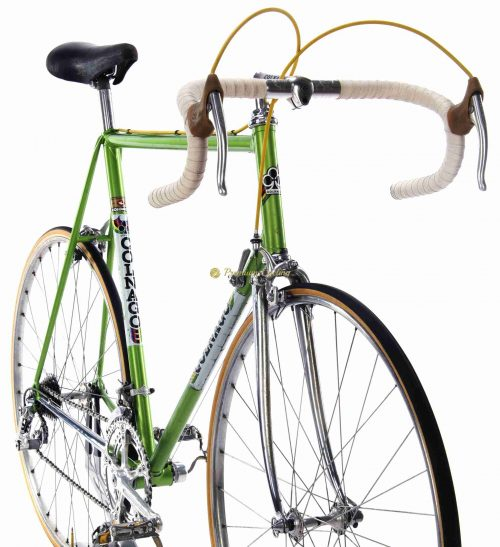 1976-77 COLNAGO Super Campagnolo Nuovo Record, Eroica vintage steel collectible bike by Premium Cycling