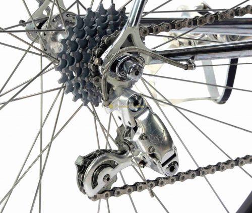 1985-86 TOMMASINI Prestige Air, Campagnolo C Record 1st gen, Eroica vintage steel bike by Premium Cycling