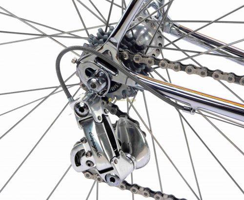 1987 COLNAGO Master Oro Retinato, Campagnolo C Record Delta, Eroica vintage steel collectible bike by Premium Cycling