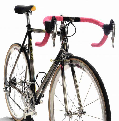 1995 COLNAGO Bititan Titanio Decor, Campagnolo Record 8s, vintage titanium collectible bike by Premium Cycling