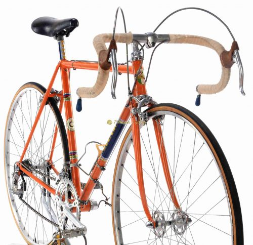 1968-69 COLNAGO Super MOLTENI ridden by Marino Basso (Molteni Team), vintage collectible bike by Premium Cycling