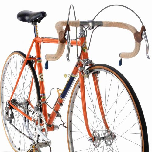 1968-69 COLNAGO Super MOLTENI ridden by Marino Basso (Molteni Team), vintage collectible bike by Premium Cycling