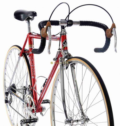 1985 COLNAGO Master Saronni, Campagnolo Super Record, Eroica vintage steel collectbible bike by Premium Cycling