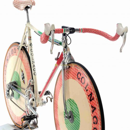 1987-88 COLNAGO Master Crono Del Tongo Team,luxury vintage time trial bike