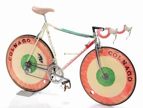 1987-88 COLNAGO Master Crono Del Tongo Team,luxury vintage time trial bike