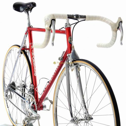 1987 PINARELLO Montello SLX, Campagnolo C Record Delta, Eroica vintage steel collectible bike by Premium Cycling