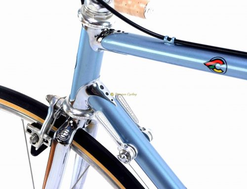 CINELLI Supercorsa Campagnolo SR 1983, luxury vintage steel collectible bike by Premium Cycling