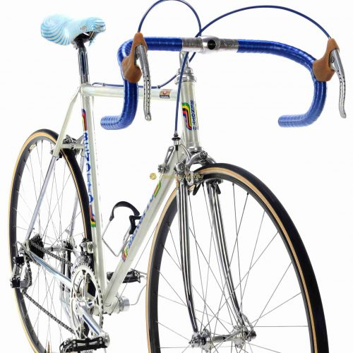 Early 1980s BENOTTO 3000 SL Corsa, Campagnolo Super Record, L'Eroica vintage steel bike by Premium Cycling