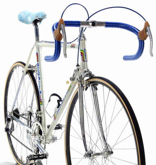 Early 1980s BENOTTO 3000 SL Corsa, Campagnolo Super Record, L'Eroica vintage steel bike by Premium Cycling