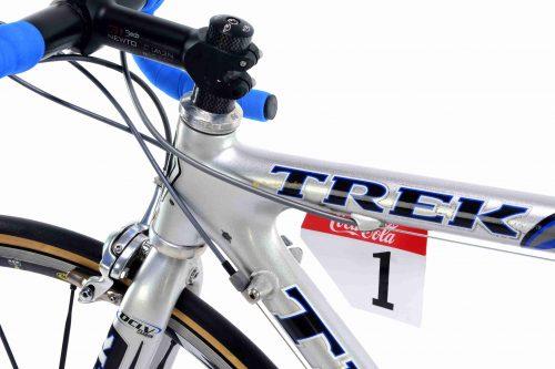 TREK OCLV 5900SL US Postal Team - Lance Armstrong Tour de France 2002 replica