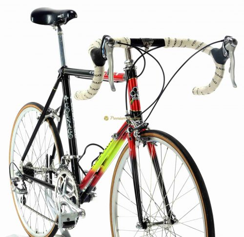1992 COLNAGO Carbitubo Prototype 24 inch uphill bike of M.Lelli Team Ariostea, vinatge racing bike by Premium Cycling