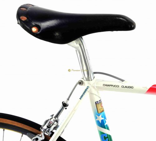 CARRERA Podium Team Edition by Claudio Chiappucci 1991, luxury vintage museum bike by Premium Cycling