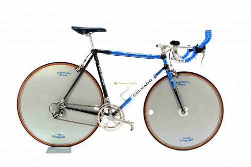 COLNAGO Carbitubo Krono 26-28 by Pavel Tonkov (Team Lampre) 1994-95, luxury vintage collectible bike by Premium Cycling