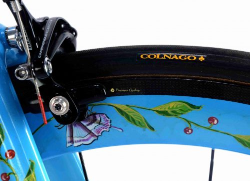 COLNAGO Forever Limited Edition (1 of 50 bikes) 2007, luxury vintage steel bike