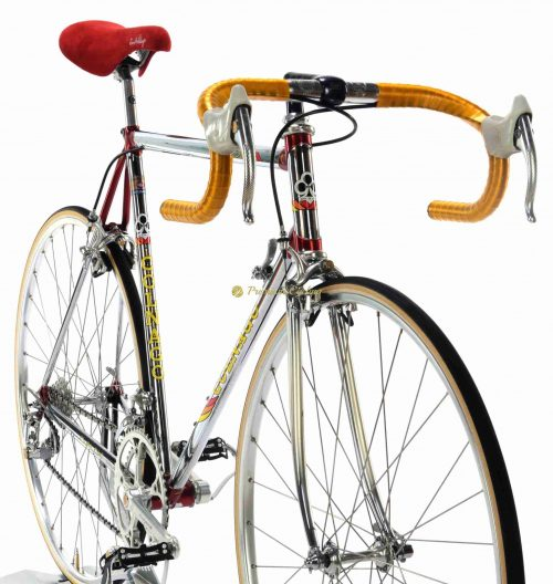 COLNAGO Oval CX Campagnolo 50th Ann 1985, vintage steel collectible bike by Premium Cycling