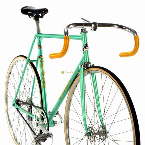Early 1970s COLNAGO Super Pista, Campagnolo Record Pista, vintage track bike by Premium Cycling