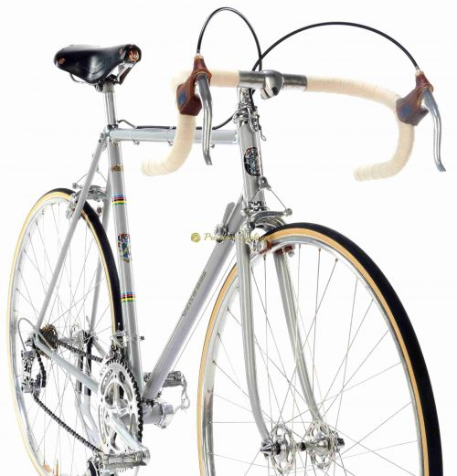 1964 CINELLI Supercorsa Campagnolo Record 1st gen, Eroica vintage steel collectible bike by Premium,