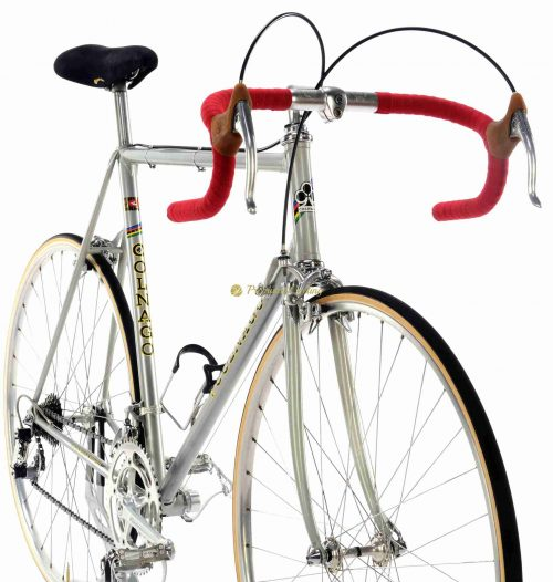 1976 COLNAGO Super Campagnolo Nuovo Record, Eroica vintage steel collectible bike by Premium Cycling