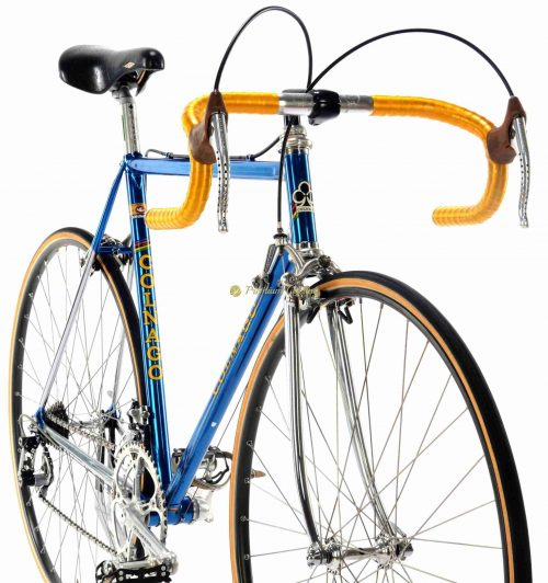 1983 COLNAGO Nuovo Mexico CX Cromovelato, Campagnolo Super Record, Eroica vintage steel collectible bike by Premium Cycling
