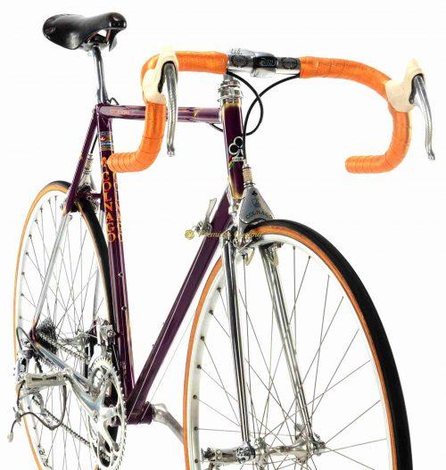 1991-92 COLNAGO Master Piu Decor, Campagnolo C Record Delta, vintage steel collectibler bike by Premium Cycling