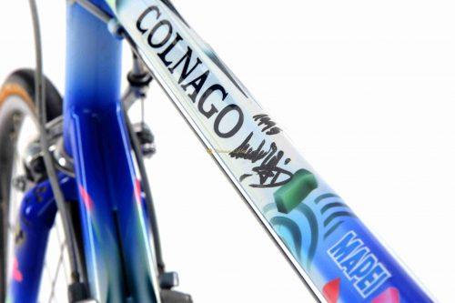 1995 COLNAGO Master Bititan Mapei by Andrea TAFI (MAPEI Team), vintage collectible bike by Premium Cycling
