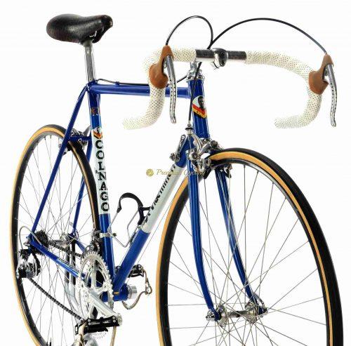 COLNAGO Super Roger de Vlaeminck, Campagnolo Super Record, Eroica vintage steel collecible bike by Premium Cycling
