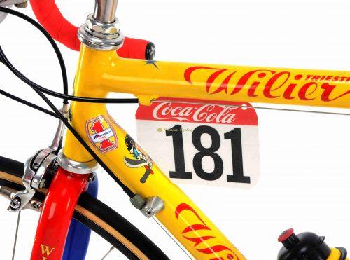 1997 WILIER Easton Marco Pantani replica, Tour de France vintage bike