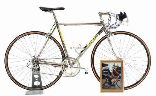 CARRERA One Titanio by Marco Titanio Tour de France 1994, vintage collectible bike by Premium Cycling