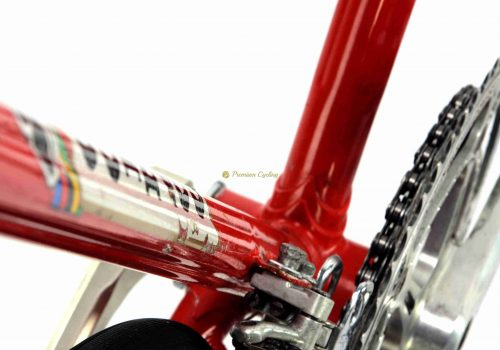 COLNAGO Mexico TT Aerodinamica 4x100km Team USSR, vintage collectible bike by Premium Cycling