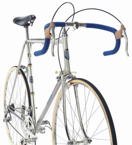 MASI Special Campagnolo Nuovo Record 1968, vintage steel Eroica bike by Premium Cycling