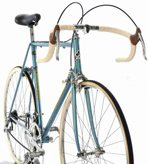 1976 COLNAGO Super, full pantograph Campagnolo Nuovo Record, Eroica vintage steel bike by Premium Cycling