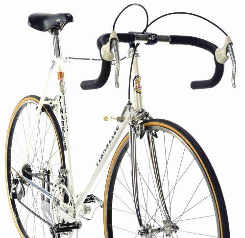 PINARELLO Treviso Super Record, mid 1980s, Eroica vintage steel bike by Premium Cycling