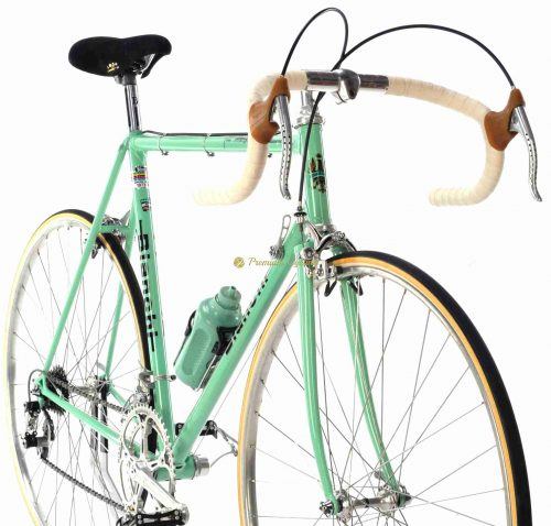 1976 BIANCHI Specialissima Campagnolo Super Record 1st gen, Eroica vintage steel collectible bike by Premium Cycling
