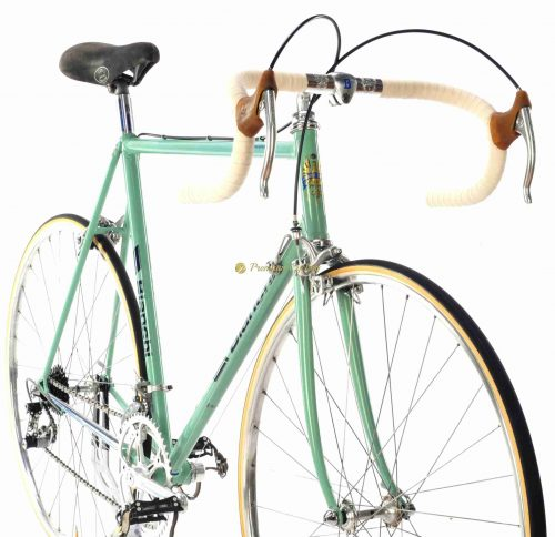 1977 BIANCHI Specialissima Gimondi, Campagnolo Super Record 1st gen, Eroica vintage steel collectible bike by Premium Cycling