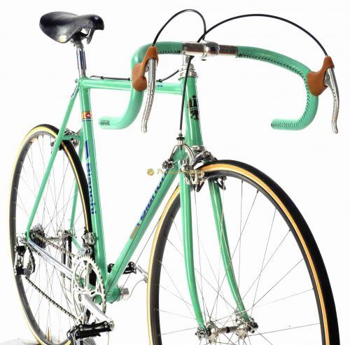 1983 BIANCHI Specialissisma Super Corsa, Campagnolo Super Record, Eroica vintage steel collectible bike by Premium Cycling